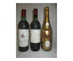 Vins rares de collection