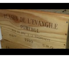 6 bouteilles pomerol 1993