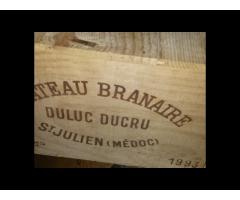 6 bouteilles duluc-ducru Médoc 1993