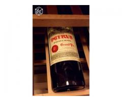 3 bouteille de Petrus 2006