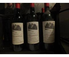 Lot de vins