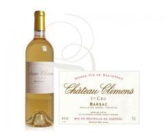 6 bouteilles de Château Climens 2011