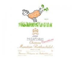 CHÂTEAU MOUTON ROTHSCHILD 1999