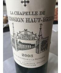 La Chapelle de Mission Haut-Brion 2008