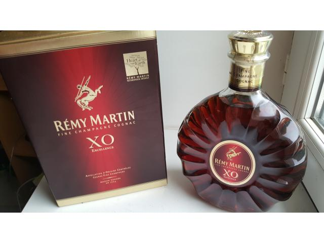 Cognac Rémi Martin XO excellence