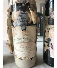 Moutons Rotschild 1986