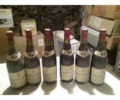 A VENDRE 6 BOUTEILLES DE NUITS SAINT GEORGE DE 1988S