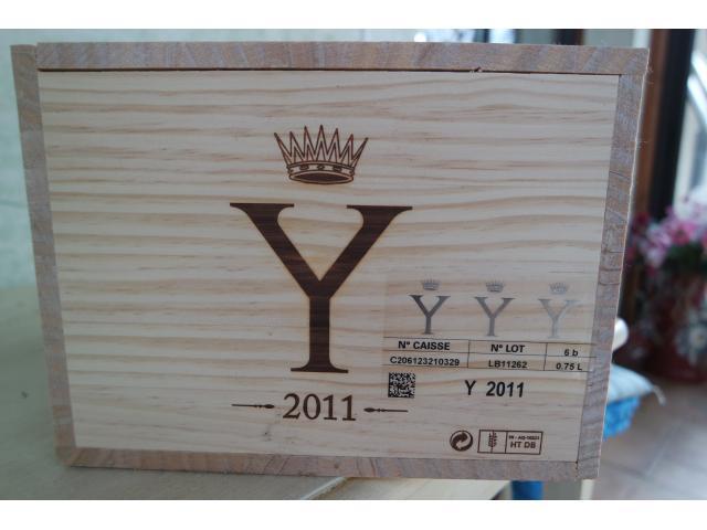 vente Y d'Yquem