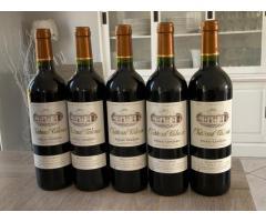 Vend Vin rouge Pessac Léognan